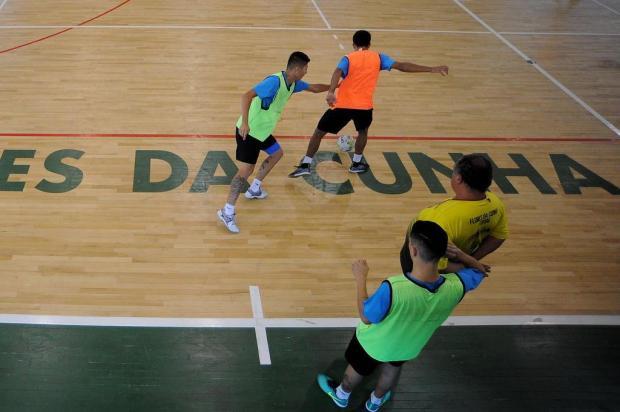 Flores da Cunha Futsal muda de nome para ATCEL na Liga Gaúcha e vai jogar em Caxias do Sul Felipe Nyland/Agencia RBS