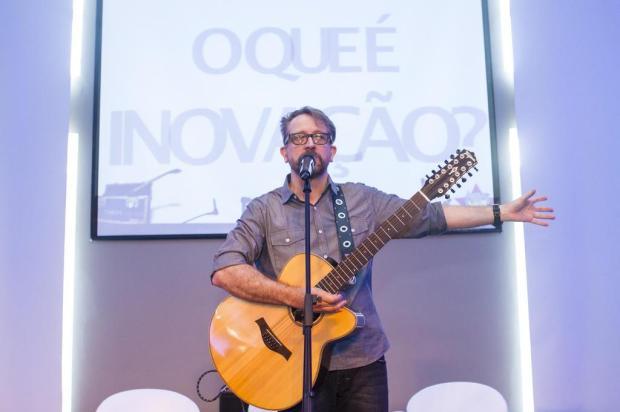 Thedy Corrêa ministra palestra sobre música e criatividade, em Bento Franco Rodrigues/Divulgação