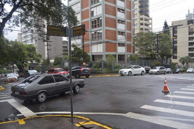 Trânsito em trecho da Rua Santos Dumont, em Caxias, passa a ter sentido único Leonardo Portella / Divulgação /Divulgação