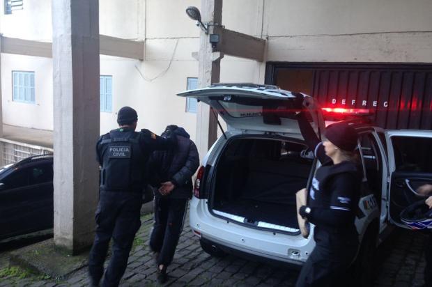 Sete são presos em operação contra o tráfico de drogas em Caxias do Sul Leonardo Lopes / Agência RBS/Agência RBS