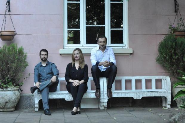 3por4: Ária Trio realiza turnê em Minas Gerais Divulgação/0