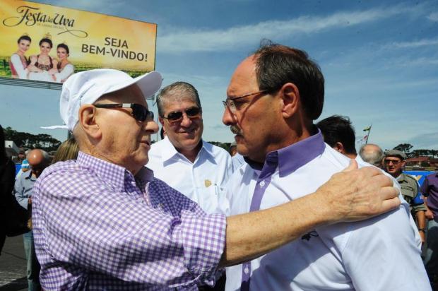 "Governador Sartori lamenta morte de Paulo Bellini:""Perdemos um grande amigo"" Roni Rigon/Agencia RBS"