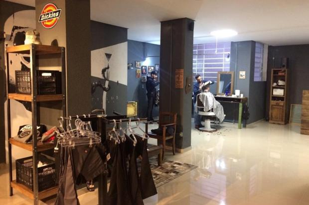 3por4: Barbearia Los Santos inaugura loja de roupas, neste domingo Luciano Rech/Divulgação