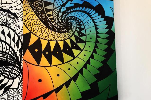 3por4: Artista visual caxiense Rafael Ferreira lança site William Cabral/Divulgação