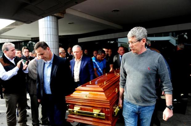 Caxias do Sul se despede de Paulo Bellini Roni Rigon/Agencia RBS