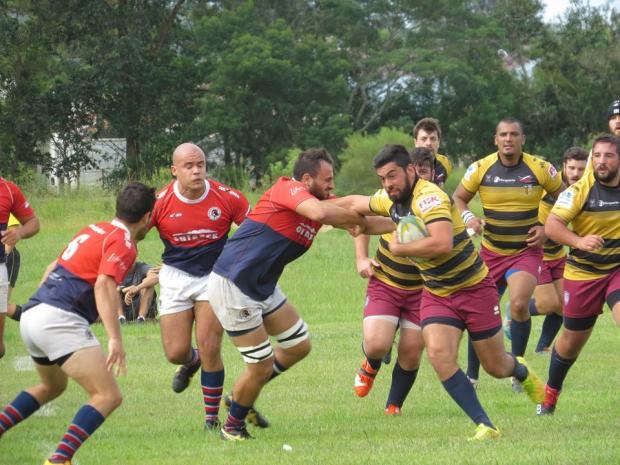 Bento Gonçalves terá sábado de decisões no Campeonato Estadual de rúgbi SC Rugby / Divulgação/Divulgação