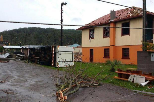 Prefeitura de Caxias do Sul decreta situação de emergência por estragos causados por temporal Ricardo Daneluz/Divulgação