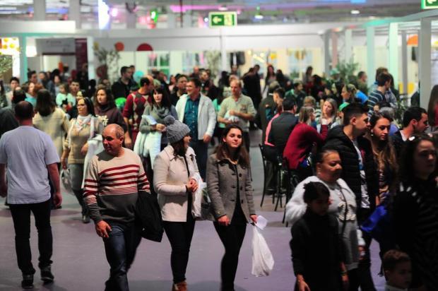 Expobento recebe 225 mil visitantes em Bento Gonçalves Porthus Junior/Agencia RBS