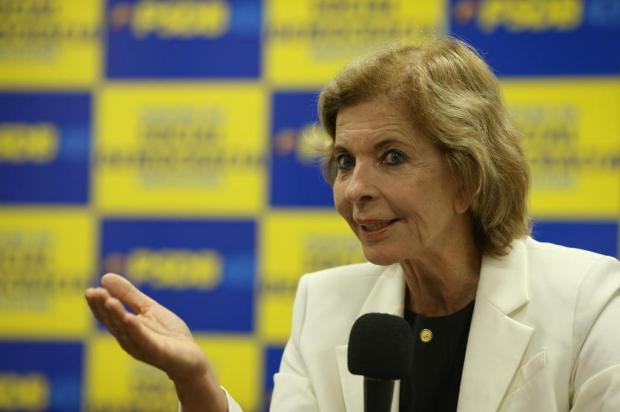 """""""Olho delação e dá nojo"""", diz deputada federal Yeda Crusius Alexssandro Loyola/Divulgação"""