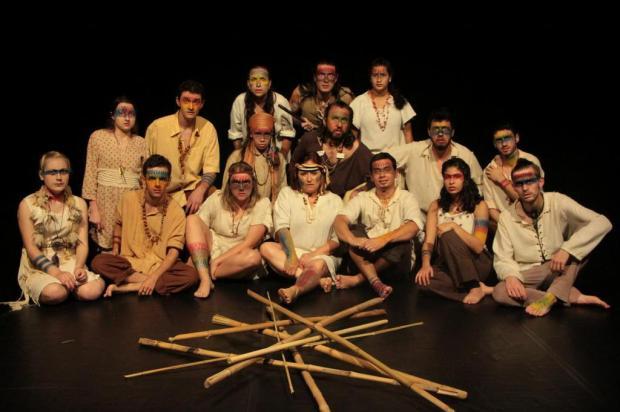 """Agenda: Espetáculo """"Muiraquitã"""" tem sessão em Caxias Sara Fontana/divulgação"""