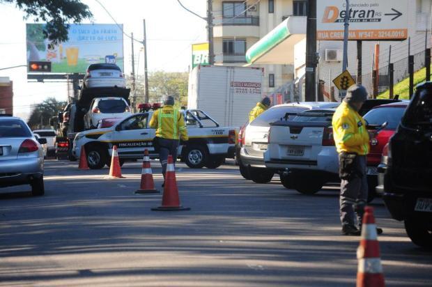 Arrecadação com multas de trânsito em Caxias será divulgada a cada três meses Roni Rigon/Agencia RBS
