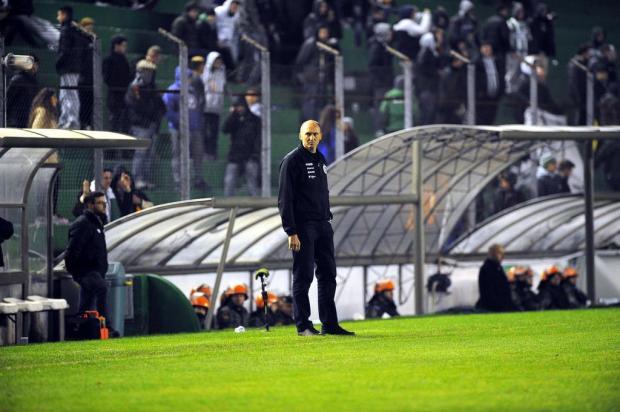 Dal Pozzo avalia com tranquilidade derrota, mas não esconde frustração com resultado Felipe Nyland/Agencia RBS