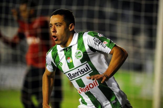 Juventude segue na liderança da Série B mesmo com derrota em casa Felipe Nyland/Agencia RBS
