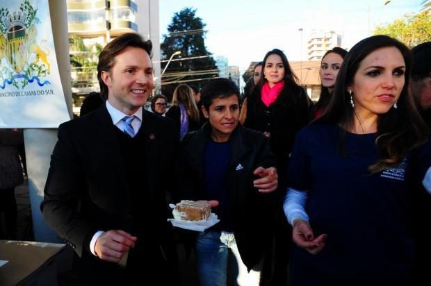 Sem convite oficial, soberanas vão à paisana na festa dos 127 anos de Caxias Marcelo Casagrande/Agencia RBS