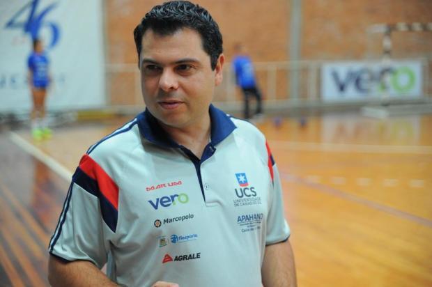 Dupla caxiense comandará treinos da Seleção de Handebol de Surdos Felipe Nyland/Agencia RBS