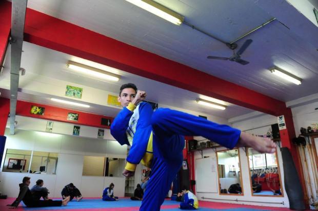 Atletas da ACTKD disputam o Campeonato Brasileiro em Londrina a partir desta sexta-feira Roni Rigon/Agencia RBS