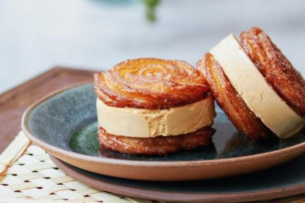 Prove sanduíche de churros M de Mulher/Divulgação