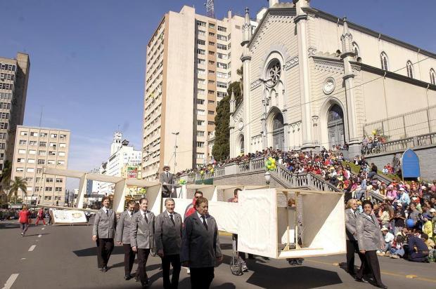 Prefeitura de Caxias decide retomar realização de Desfile da Independência na Rua Sinimbu Daniela Xu/Agencia RBS