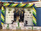 Quatro atletas da ACTKD conquistam medalhas no Campeonato Brasileiro de taekwondo ACTKD / Divulgação/Divulgação