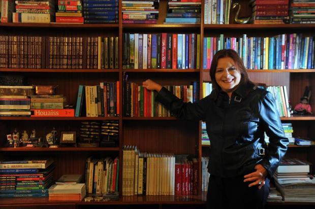 """3por4: Rejane Rech lança livro """"Quase Autobiografia"""", em Caxias Jonas Ramos/Agencia RBS"""
