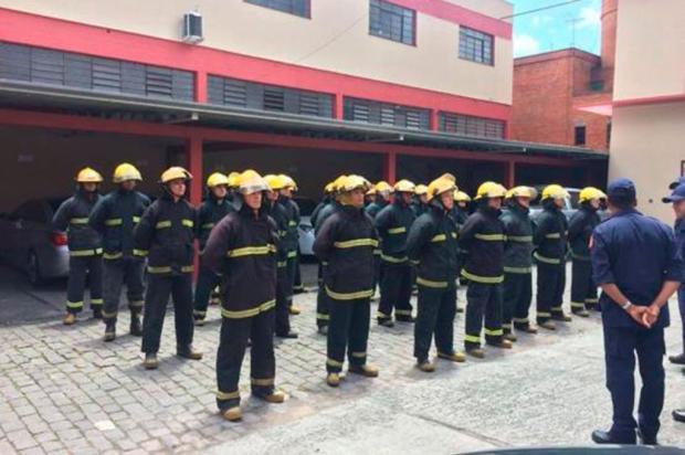 Serra terá 34 novos bombeiros a partir de julho ¿?ngela Salvallaggio / Rádio Gaúcha/Rádio Gaúcha