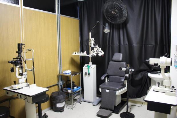 Consultório de oftalmologia em Bento Gonçalves deve zerar fila de espera Marina Teles/divulgação