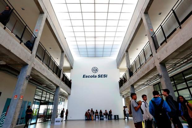 Caxias do Sul tem projeto de R$ 12 milhões para nova escola do Sesi nos próximos anos Mateus Bruxel / Agência RBS/Agência RBS