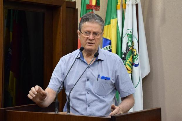 Vereador Flavio Cassina retorna à Câmara de Caxias no dia 1º Vitória Bordin/Divulgação
