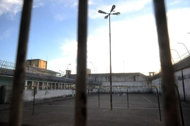Após dois meses, Presídio Regional de Caxias do Sul pode voltar a receber presos Diogo Sallaberry/Agencia RBS