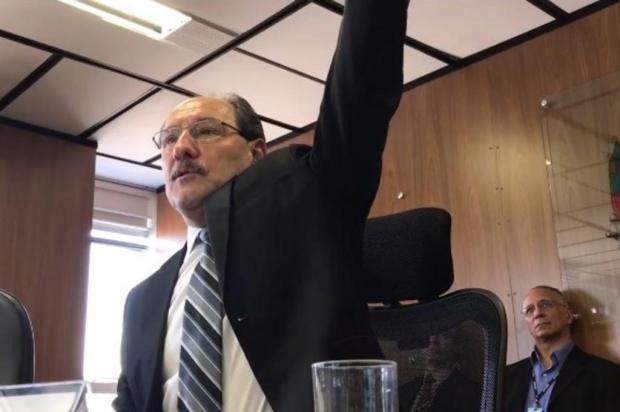 """""""Não estou preocupado com a próxima eleição"""", diz Sartori Facebook/Reprodução"""