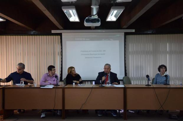 Secretária da Saúde de Caxias ainda não conhece a UPA Zona Norte Clever Moreira/Divulgação