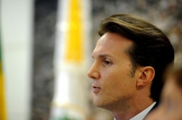 Protocolado quarto pedido de impeachment do prefeito de Caxias do Sul Diogo Sallaberry/Agencia RBS