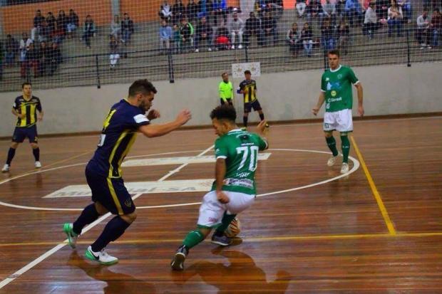 Em duelo para escapar do rebaixamento, ATCEL encara o BGF neste sábado em Caxias do Sul Carlos Roberto Caio / Divulgação/Divulgação