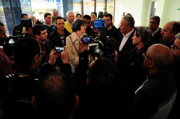 Em visita à UPA de Caxias, secretária da Saúde reafirma que unidade será aberta em setembro Marcelo Casagrande/Agencia RBS