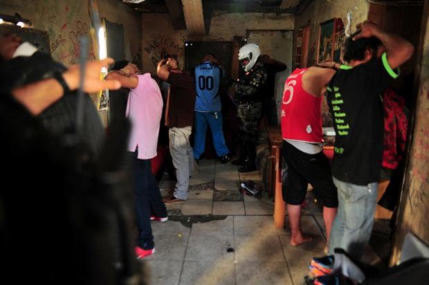 Quase invisíveis, cracolândias persistem e geram insegurança em Caxias do Sul Marcelo Casagrande/Agencia RBS