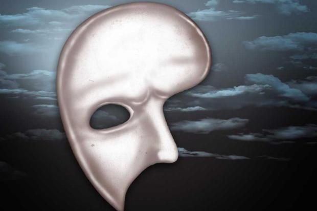 """Clássico """"O Fantasma da Ópera"""" ganha releitura em Caxias, na quinta Charles Segat/reprodução"""