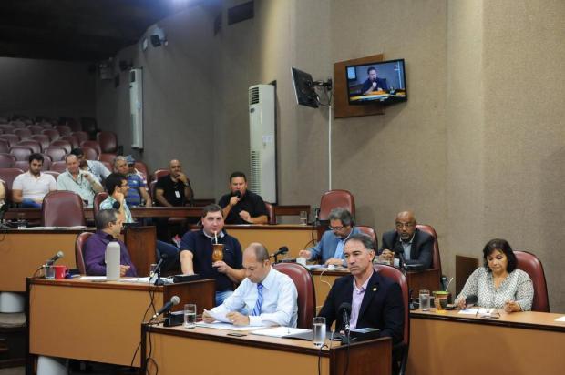 Como foram os primeiros seis meses da atual legislatura da Câmara de Caxias do Sul Roni Rigon/Agencia RBS