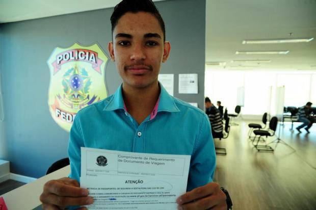 Com suspensão da PF, mais de 500 passaportes feitos em Caxias estão sem previsão de entrega Marcelo Casagrande/Agencia RBS