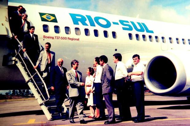 Memória: Caxias do Sul na história da Varig Gilmar Gomes/Agencia RBS