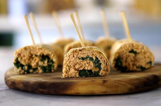 Prove rolinho de pasta de frango Tastemade/Divulgação