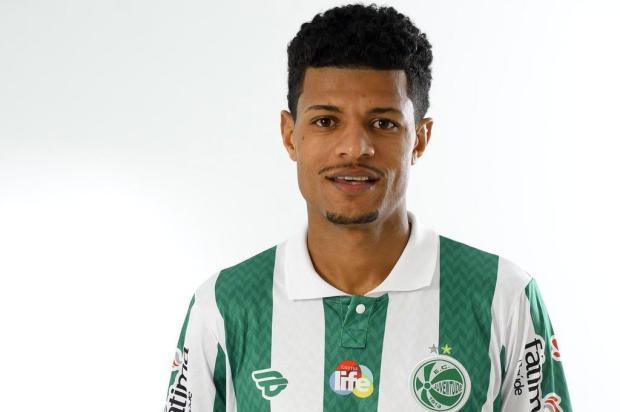 Juventude tem goleador com estilo à moda antiga Luís Henrique Bisol Ramon/Juventude/Divulgação