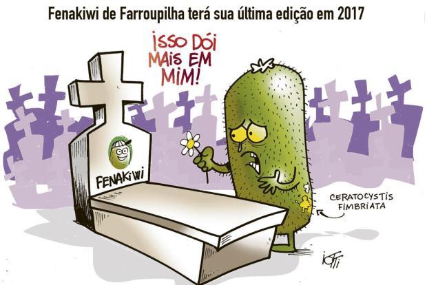 Iotti: a última Fenakiwi de Farroupilha Iotti/