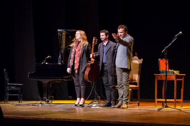 Grupo instrumental caxiense Ária Trio se apresenta neste domingo, em Galópolis Paulo André Tirado/Divulgação