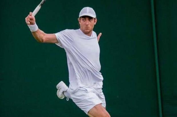 Demoliner também vence nas duplas mistas em Wimbledon Instagram/Reprodução