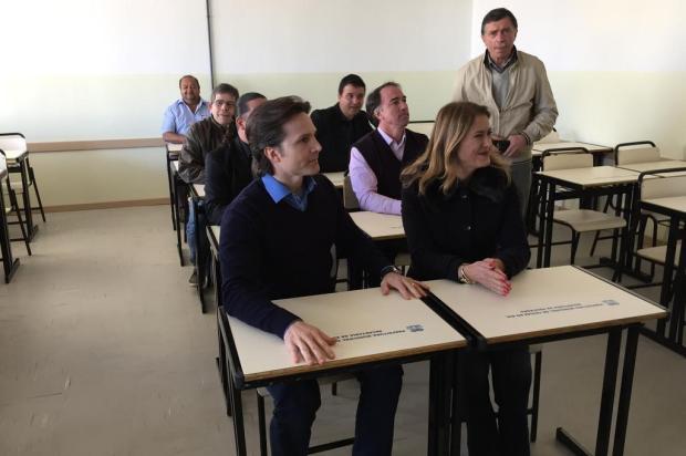 Prefeito de Caxias do Sul anuncia segunda-feira substitutos na Secretaria de Governo e na Comunicação André Tajes/Agencia RBS
