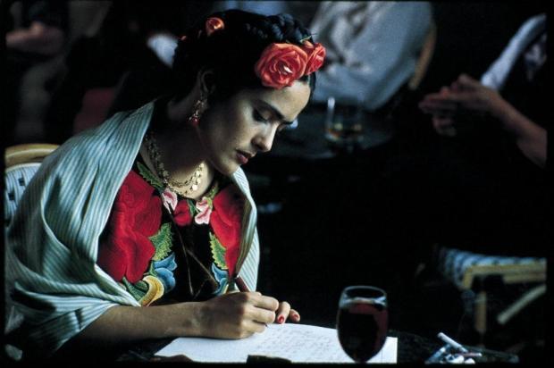 """3por4: CineDebate exibe o filme """"Frida"""" nesta quinta-feira, em Caxias Ver Descrição/Ver Descrição"""
