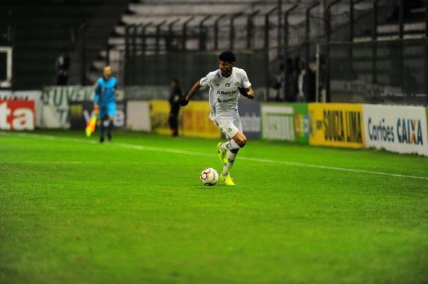 Juventude projeta dificuldades para enfrentar o lanterna Marcelo Casagrande/Agencia RBS