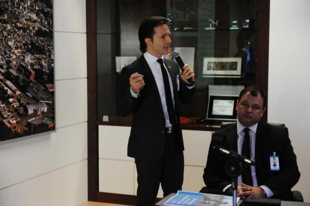 Prefeito Daniel Guerra diz que seu governo é alvo de sabotagem e terrorismo Roni Rigon/Agencia RBS