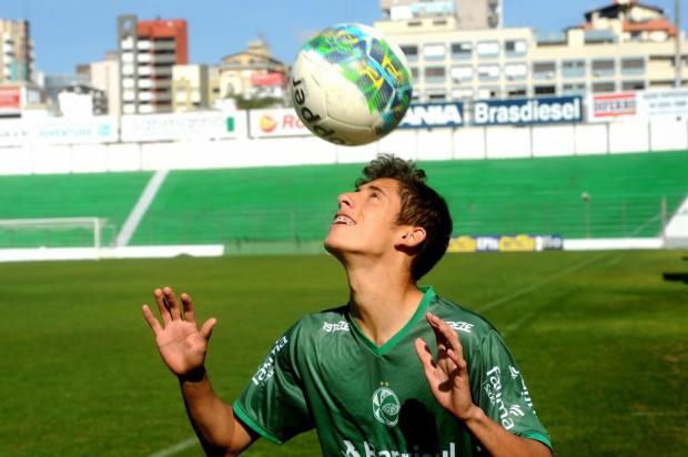 Atacante Pedro Bitencourt, do Juventude, inicia semana de treinos na seleção brasileira sub-15 Diogo Sallaberry/Agencia RBS