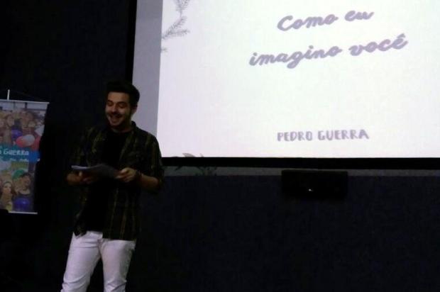 3por4: Escritor Pedro Guerra prepara lançamentos de livros nos próximos meses, em Caxias Siliane Vieira/Agência RBS